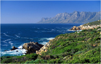 Garden route, South Africa(Creative Commons)