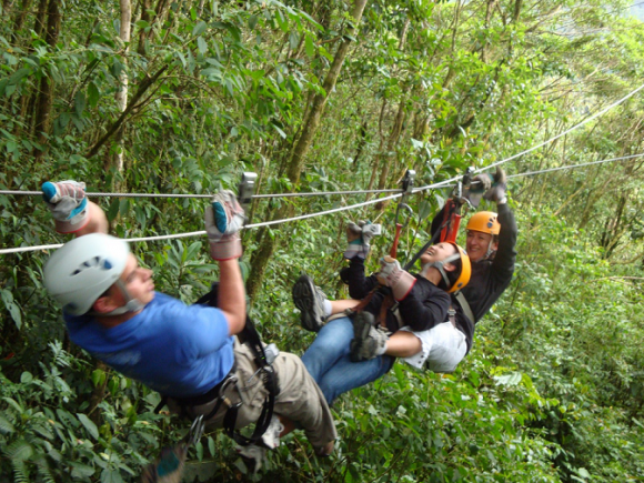 Sport activities, Monteverde, Costa Rica (creative commons)