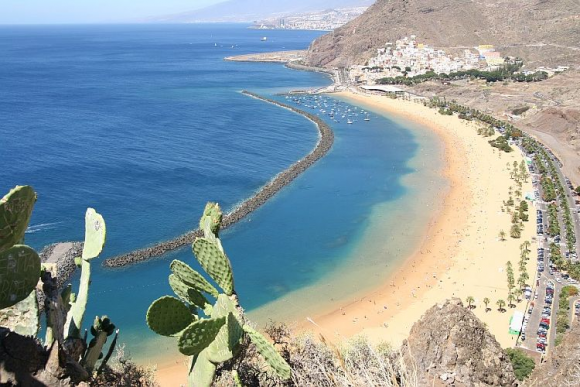 Tenerife Beach (creative commons)