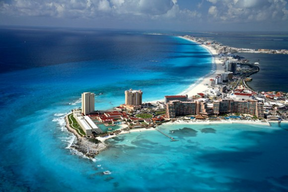 Cancun, Mexico (creative commons)