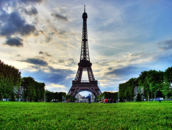The Eiffel Tower (creative commons)
