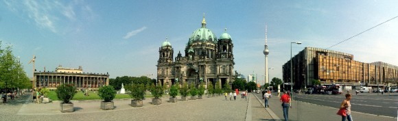 Lustgarten Berlin (creative commons)