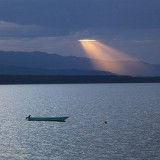 Lake Baringo, Kenya via Ferdinand Reus (creative commons)