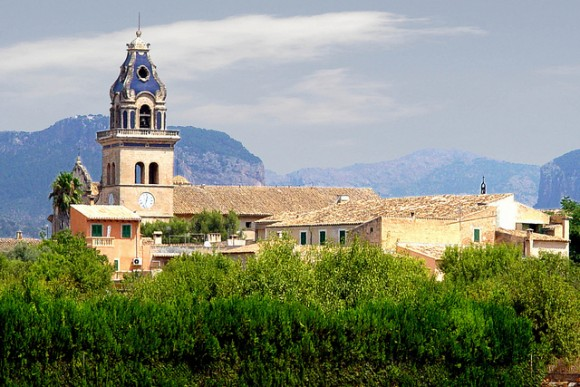 Santa-Maria-del-Cami, Mallorca