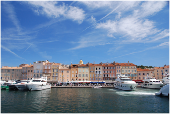 St Tropez ( creative commons)