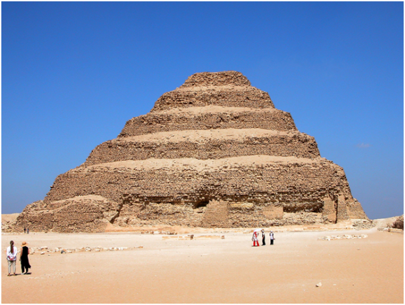 Egypt pyramids (creative commons)