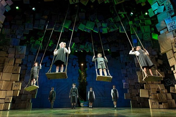 Matilda the Musical (Creative Commons)