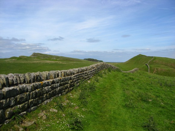 Hadrians_Wall_by_Glen_Bowman