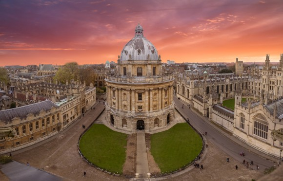 Oxford by Chris Chabot (Creative Commons)