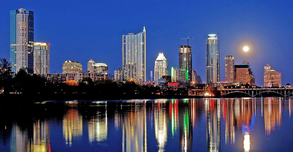 Austin is one of the Texas cities you must visit ... photo by CC user LoneStarMike on wikimedia