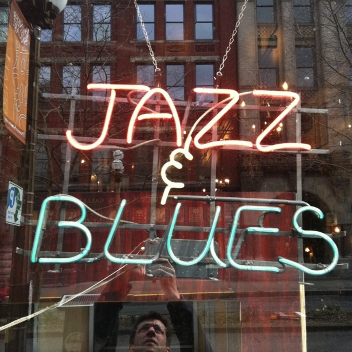 Jazz bars are a New Orleans institution...