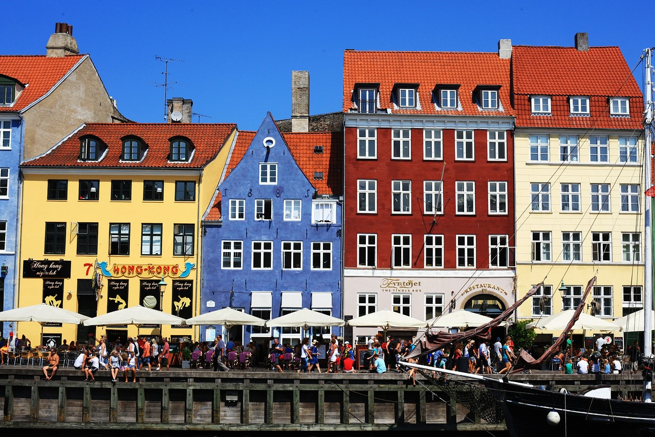 If you only have 72 hours in Copenhagen, don't forget to visit the waterfront...