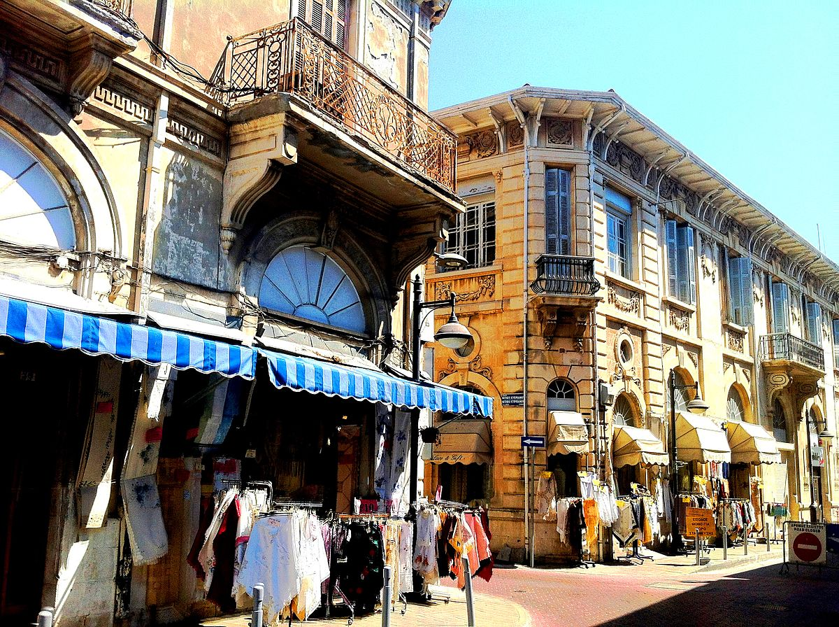 Eating out and shopping in Limassol are the two activities that will make your trip here well worth it ... photo by CC user Tech bro via wikipedia commons
