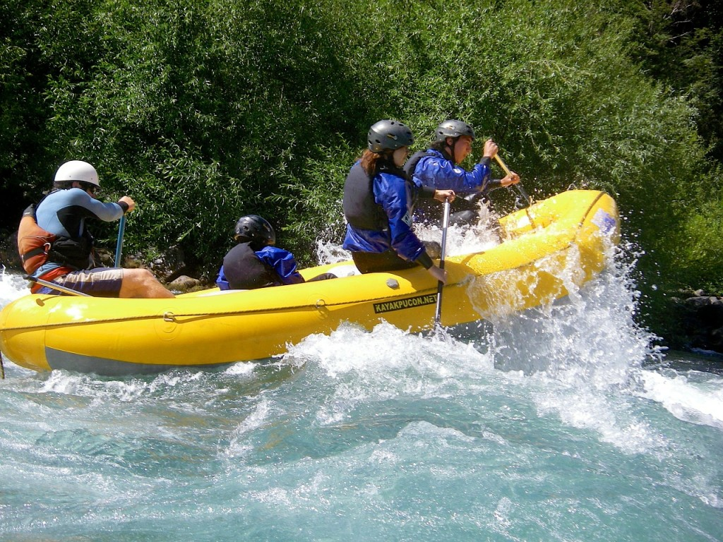 Ready to Get Wet This Summer? You will if you go rafting...